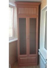 Шкаф классика на балкон
